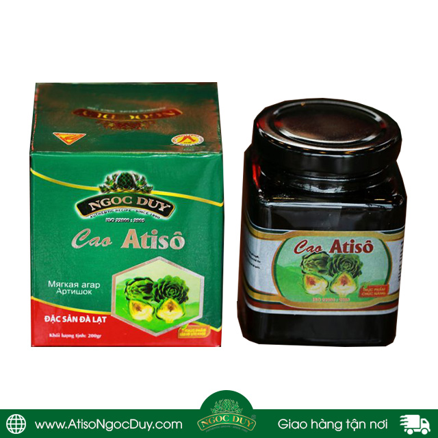 Cao ngọt Atiso (200g)
