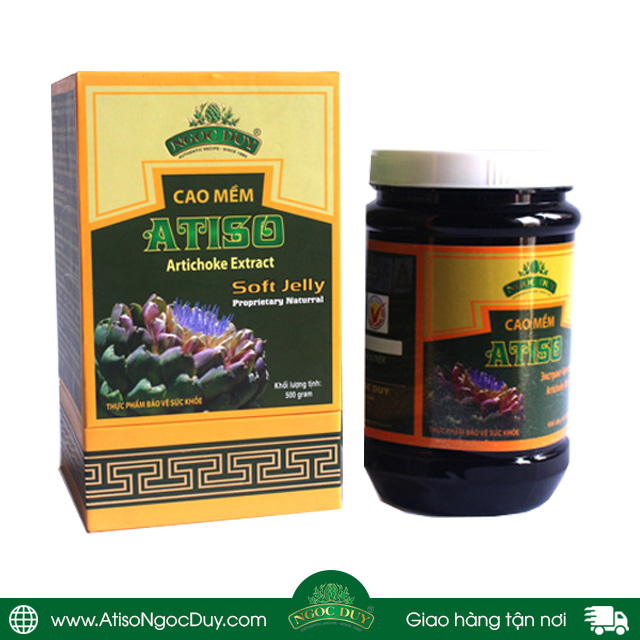 Cao ngọt Atiso (500g)