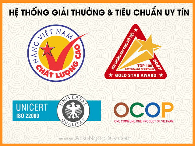 Giải thưởng Cao Atiso Ngọc Duy