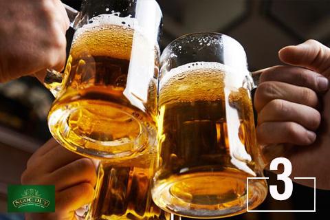 Công dụng Cao Atiso giải rượu bia