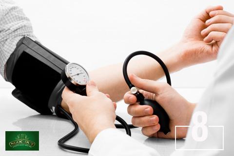 Cao Atiso trị cao huyết áp