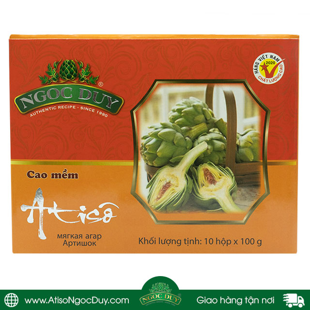 Cao Mềm Atiso Ngọc Duy