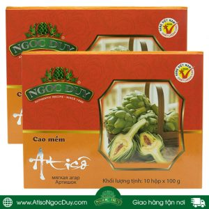 Combo 2kg cao mềm atiso ngọc duy