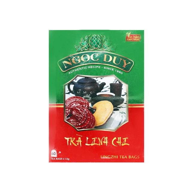 Trà Linh Chi (hộp 60 túi)