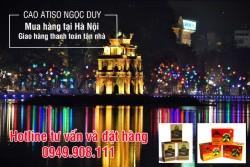 Cao Atiso tại Hà Nội